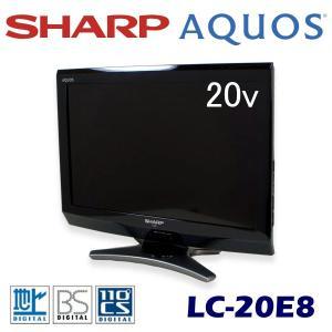 中古 液晶テレビ 20V型 シャープ アクオス LC-20E8 2010年製|ryoshin-online-shop