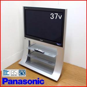 中古 Panasonic パナソニック VIERA ビエラ 37V型 プラズマテレビ TH-37PX600 専用台付き|ryoshin-online-shop