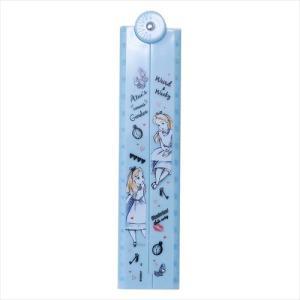 ふしぎの国のアリス 分度器付き30cm折りたたみ定規 ガールズアップ ディズニー 不思議の国のアリス キャラクター文房具 07743 ryoshindoshop