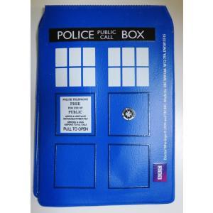 BBC公式 ドクターフー ターディス カードケース Doctor Who Tardis Travel Card 海外ドラマ グッズ|ryoshindoshop
