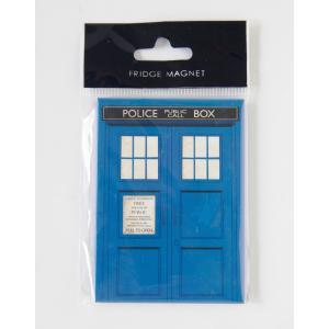 BBC公式 ドクターフー ターディス マグネット Doctor Who Tardis Fridge Magnet 海外ドラマ|ryoshindoshop