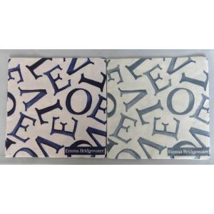 1枚ばら売り Emma Bridgewater (エマ・ブリッジウォーター)IHR(イア)ペーパーナプキン LOVE ラブ カクテルナプキン 25x25 ビートルズ デコパージュ 単品|ryoshindoshop