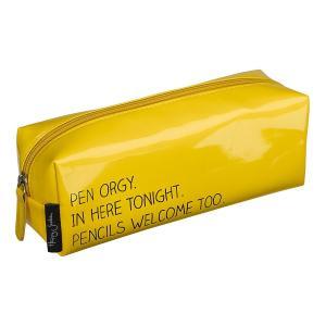 Happy Jackson 大容量ペンケース Pen Orgy pencil case  HAP012 ハッピージャクソン ロンドン 英国ブランド 文房具|ryoshindoshop