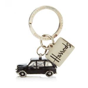 Harrods(ハロッズ) キーリング ロンドンタクシー Taxi Keyring 2282097 英国 イギリス 輸入雑貨|ryoshindoshop