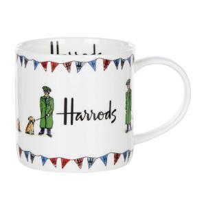 ハロッズ Harrods ストリートパーティー マグカップ Street Party Mug 英国王室御用達 輸入雑貨 ティー用品|ryoshindoshop