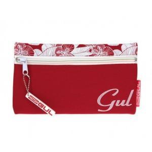 Helix へリックス ペンケース レッドフローラル GUL Red Floral Pencil Case 933110 筆箱 小物入れ ポーチ イギリス 海外文房具|ryoshindoshop