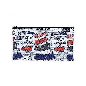 Helix へリックス ペンケース ギャングスタ Gangsta PVC Pencil Case M2L040 筆箱 小物入れ ポーチ イギリス 海外文房具|ryoshindoshop
