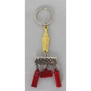 ロンドン メタル キーリング キーホルダー 電話ボックス・ロンドンバス・郵便ポスト・ビッグベン・LONDON・ユニオンジャック 英国輸入雑貨 イギリス人気|ryoshindoshop