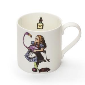 Mrs Moore 不思議の国のアリス アリス マグカップ 英国製陶磁器 Alice in Wonderland Alice Mug 英国輸入雑貨|ryoshindoshop