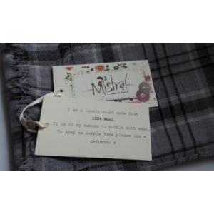 英国 Mistral(ミストラル) ウール100% 薄手大判スカーフ ストール|ryoshindoshop