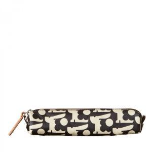 Orla Kiely スリムペンケース ベビーバニー Baby Bunny Print Pencil Case オーラカイリー  英国ブランド 文房具|ryoshindoshop