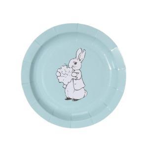 Peter Rabbit(ピーターラビット) ペーパープレートミニ 10枚セット 10センチ Peter Rabbit Amuse Bouche Paper Plates|ryoshindoshop