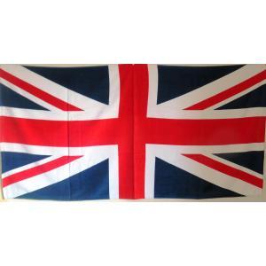 英国旗 ユニオンジャック バスタオル 70x140cm イギリス ryoshindoshop