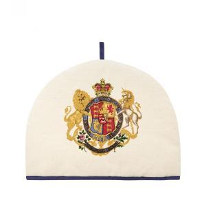 Royal Collection バッキンガム宮殿 ティーコージー God Save The Queen Tea Cosy ポット用保温カバー 英国王室 ロイヤルコレクション 紅茶 ティーポット|ryoshindoshop