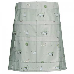 Sophie Allport ガーデニングハーフエプロン オイルクロス ソフィー・オールポート Gardening Oilcloth Half Apron 英国ブランド|ryoshindoshop