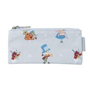 Sophie Allport 不思議の国のアリス ペンケース 英国 ソフィー・オールポート Alice in Wonderland Pencil Case PVCAW544 ポーチ 筆箱|ryoshindoshop