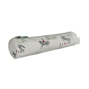 Sophie Allport 馬柄 ペンケース 英国 ソフィー・オールポート Horses Pencil Case PVC28523 横長 ポーチ 筆箱|ryoshindoshop