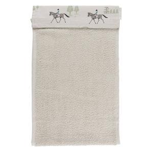 Sophie Allport 馬柄 ローラーフェイスタオル 英国 ソフィー・オールポート Horses Roller Hand Towel ALL28610 コットン|ryoshindoshop