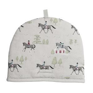 Sophie Allport 馬柄 ティーコージー ポット用保温カバー 英国 ソフィー・オールポート Horses Tea Cosy ALL28350|ryoshindoshop