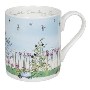 Sophie Allport イングリッシュカントリーガーデン マグカップ 英国 ソフィー・オールポート BMEG01 English Country Garden Mug ギフトボックス入り|ryoshindoshop