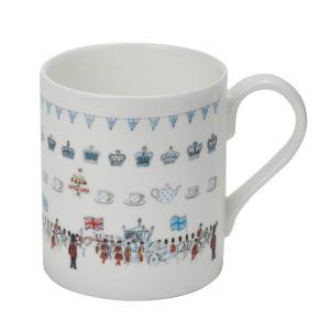 Sophie Allport 英国王室記念 ロイヤル マグカップ ソフィー・オールポート BMROV01 Royal Mug ギフトボックス入り|ryoshindoshop