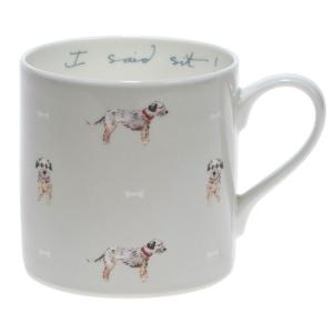 Sophie Allport 犬柄 テリア カラーマグカップ 英国 ソフィー・オールポート BMTE04 Terrier Coloured Mug 箱入り|ryoshindoshop