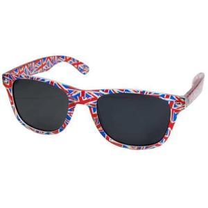 コスプレ メガネ 面白サングラス クリア UK FLAG ユニオンジャック 英国旗 イギリス|ryoshindoshop
