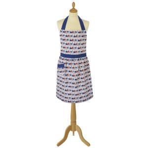 Ulster Weavers (アルスター・ウィーバーズ)コットンエプロン クリノリンレディース 7HCL01 Horrockses(ホロックス)キッチンエプロン 英国ブランド|ryoshindoshop