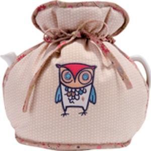 Ulster Weavers (アルスター・ウィーバーズ)ティーコージー ツイッター ふくろう 鳥 7TWI07 ポット用保温カバー Tea Cosy ティー用品 紅茶 ティーポット|ryoshindoshop