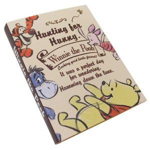 くまのプーさん BOOK型 ふせん セット 12種各15枚 83108 Winnie the Pooh キャラクター文房具 ディズニー|ryoshindoshop