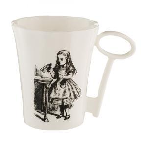 Whittard (ウィッタード)不思議の国のアリス アリス キーハンドル マグカップ Alice in Wonderland Alice Mug with Key Handle 英国輸入雑貨|ryoshindoshop