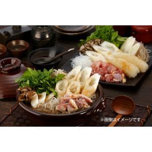 きりたんぽ鍋宅配セット 4人前|ryotei-hamanoya