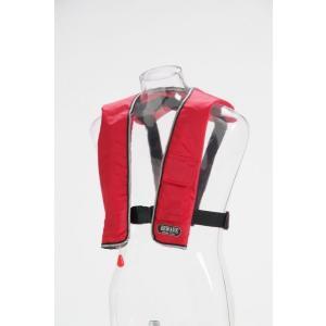 作業用救命胴衣(小型船舶兼用)オーシャンLG-1型 タイプA(自動膨張式)|ryougu-store