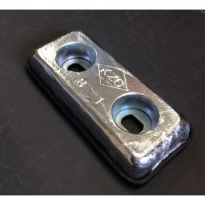 防蝕亜鉛板B-1 20mm×70mm×150mm|ryougu-store