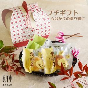 ギフト 和菓子 プチギフト焼き菓子セット/恵那 良平堂