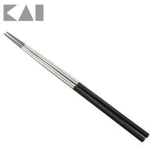 貝印 セレクト100 ステンレス菜箸 33cm SELECT100  000DH3104 ryouhin-hyakka