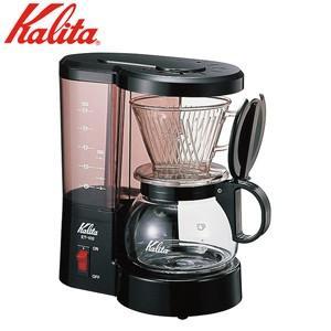 ○カリタのコーヒーメーカー○  アロマシャワーでコーヒー粉にムラなく注ぎ、 カリタ・三つ穴・ドリッパ...