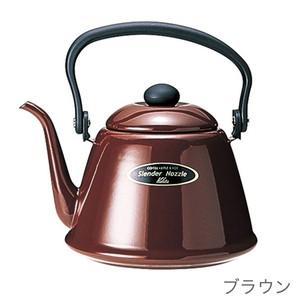 カリタ Kalita ポット ホーロー製ケトル 細口コーヒーケトル 2L|ryouhin-hyakka|05