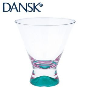 DANSK ダンスク スペクトラ カクテルグラス グリーン 6309793 ryouhin-hyakka