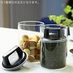 フェリオ Ferio エア リデューサー  ミディアム 1300cc ガラス製 保存容器 空気抜き 富士商|ryouhin-hyakka