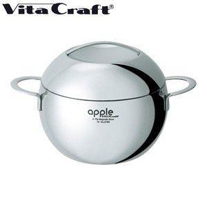 ビタクラフト Vita Craft 鍋 アップル 両手ナベ 3.6L 2754(送料無料)