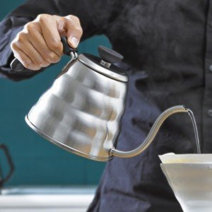 商品の詳細について  電気でお湯を沸かすステンレスポット。 大人気の「V60ドリップケトル・ヴォーノ...