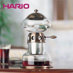 ハリオのドリップ式コーヒーメーカー ポタポタと水を落として、珈琲の旨さを抽出  ■メーカー:HARI...