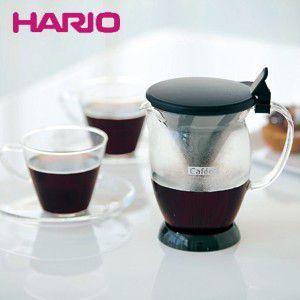 ハリオ HARIO ドリッパーポット カフェオール CFO-2B (※カップは付属しておりません)|ryouhin-hyakka