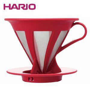 カフェオールドリッパー ハリオのペーパーレスコーヒードリッパー♪  ■メーカー:ハリオ(HARIO)...