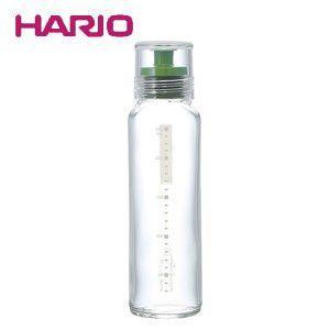ハリオ HARIO ドレッシングボトル スリム240 グリーン ハリオグラス DBS-240G|ryouhin-hyakka