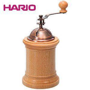 ハリオのコーヒーミル セラミック製の臼!熱によるコーヒー粉へのダメージを防ぎます  ■メーカー:HA...