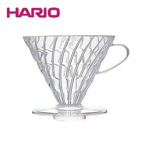 ハリオのV60コーヒードリッパー 豆の旨味をしっかりと抽出  ■メーカー:HARIO(ハリオ) ■サ...