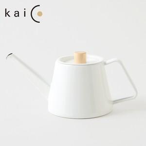 kaico カイコ ホーロー ドリップケトルS K-030 小泉誠 デザイン(送料無料)