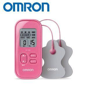 オムロン OMRON 低周波治療器 HV-F021-PK ピンク (お取り寄せ商品)[T](送料無料)|ryouhin-hyakka
